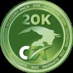 Cash FX 20K Pack